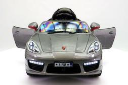 12V Battery Electric 2 Motors Kids Ride-On Car Toy MP3+USB P