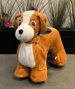 BATTERY OPERATED MOTORIZED RIDE ON TOYS FOR KIDS - MINI DOG