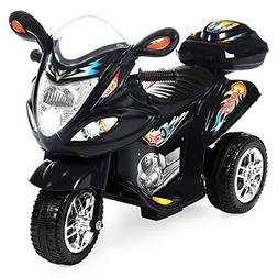 Best Choice Products 6V Kids Battery Powered 3-Wheel Motorcy