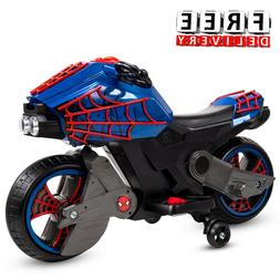Battery Powered Motorcycle For Kids Ride On Toy 6V Electric