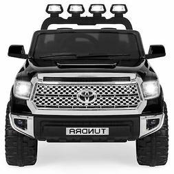 BCP Kids 12V Toyota Tundra Truck Ride-On Car w/ Remote Contr