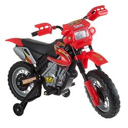 Kids Beginner Dirt Bike-Ride On Battery Powered Mini Motor B