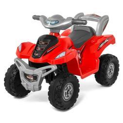 Boys 6V Kids Battery Powered Electric 4 Wheeler Quad ATV Bic