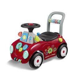 Radio Flyer Busy Buggy,Play kids Car Red