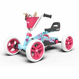 Berg Buzzy Bloom Kids Pedal Car Go-Kart Blue 2 - 5 Years NEW