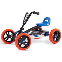 BERG Toys Buzzy Nitro Kids Pedal Go Kart for 2 to 5 Year Old