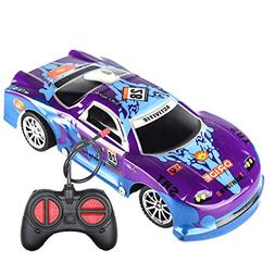 Xindda Car Toys, 1/26 Easy to Control Remote Controlled Truc