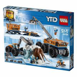 LEGO City Arctic Mobile Exploration Base 60195 Building Kit,