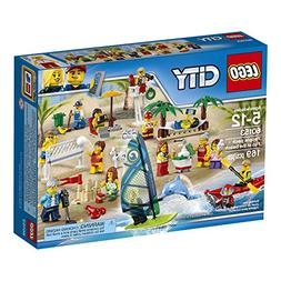 City Town - People Pack - Fun At The Beach