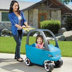 Little Tikes Cozy Coupe Sport Ride-On Toy Blue Boys Girls Fu