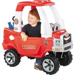 Little Tikes Cozy Fire Truck –