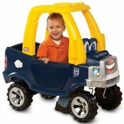 Little Tikes Cozy Ride-on Truck with Drop Down Tailgate for