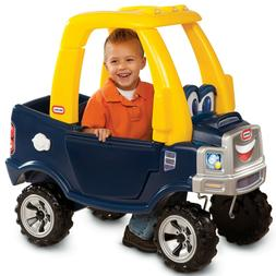 Little Tikes Cozy Truck Ride Toy Kids Car Toddler Play Blue