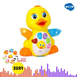Dancing & Singing Duck <font><b>Toy</b></font>, Intellectual
