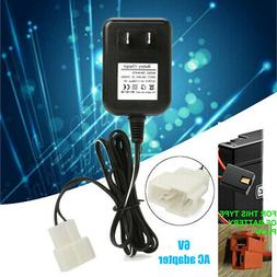 DC 6V Adapter Supply Wall Charger AC for Avigo Kid Car Toy B