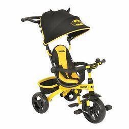 DC Comics Batman 4-in-1 Push and Ride Stroller Tricycle