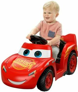 Power Wheels Disney Cars Lil Lightning McQueen Sounds Toddle