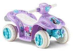 KidTrax Disney Frozen 6 Volt Quad Powered Ride On