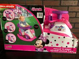 Kiddieland Toys Limited Girls Disney Light N' Sound Minnie M