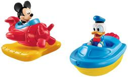 Fisher-Price Disney Mickey and Donald Squirters