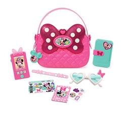 New Disney Junior Minnie's Happy Helpers Bag Set Model:24825