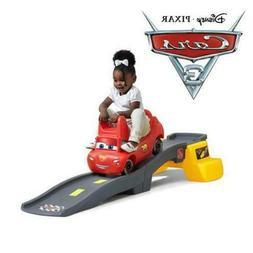 Step2 Disney Pixar Cars 3 Up Down Roller Coaster, Kids Toddl