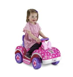 Disney's Minnie Mouse Toddler Ride-On Toy by Kid Trax