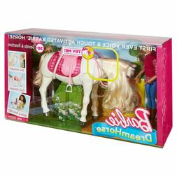 Barbie DreamHorse & Doll, Blonde