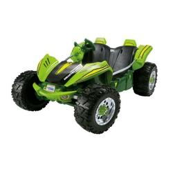 Power Wheels Dune Racer 12-V Extreme Ride On Vehicle - Green