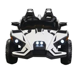12V Kids Electric Polaris SlingShot Style Ride on Toy Car Tr