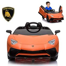 Electric Ride On Car with Remote Control for Kids | 2019 Lat