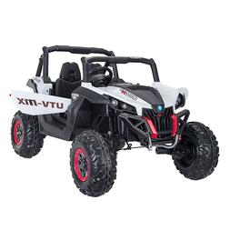 Electric Ride On Car 12V Kids Rechargeable RC Truck Motorize