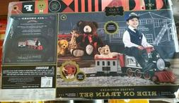 FAO Schwarz Ride On Train Set with Tracks 6V New