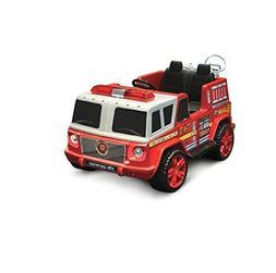 12v Fire Engine Ride-on