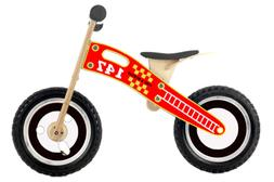 Smart Gear Fire and Rescue Balance Bike