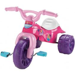 Fisher-Price Barbie 3 Wheels Tough Trike Pink Tricycle New R