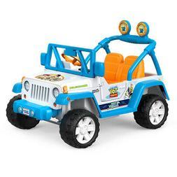 fisher price power wheels disney pixar toy