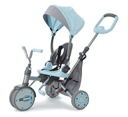 NEW Little Tikes Fold N Go 5 In 1 Trike – Sky Blue