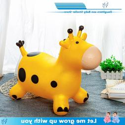 <font><b>toys</b></font> jump horse inflatable horse Bouncy