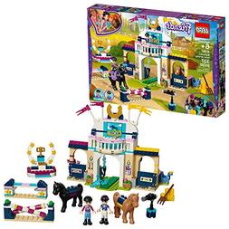 LEGO Friends Stephanie's Horse Jumping 41367 Building Kit