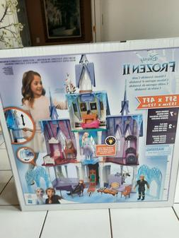 Disney Frozen 2 Ultimate Arendelle Castle Playset Kid Palace