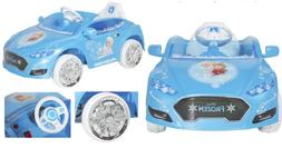 Disney Frozen Convertible Coupe 6-Volt Ride-On ~ New in Box