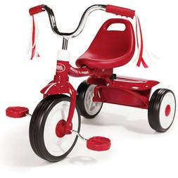Fully Assembled Tricycle, Radio Flyer, Ready to Ride Trike,