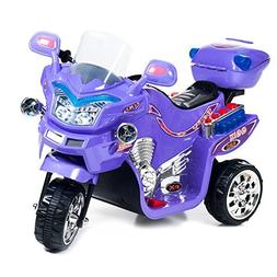Lil' Rider FX 3 Wheel Battery Powered Bike, Purple by Lil' R