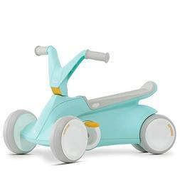 Berg GO2 - 2-in-1 Push Pedal Go Kart Children Ages 10-30 Mon