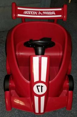 Radio Flyer Grow with Me Racer Children's Powered Ride Ons,