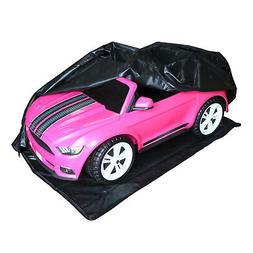 Emmzoe Heavy Duty Full Body Ride-On Car Outdoor Cover for Ki