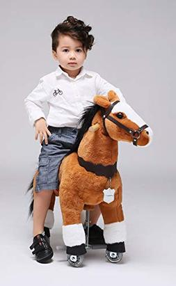 UFREE Horse Best Birthday Gift for Boys, Action Horse Toy, R