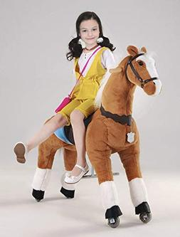 UFREE Horse Best Birthday Present for Girls. Action Pony Toy