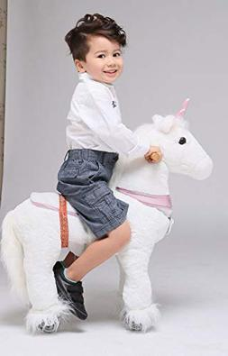 UFREE Horse Action Pony, Walking Horse Toy, Rocking Horse wi